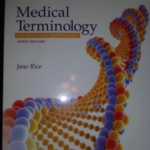Medical terminology 9th edition